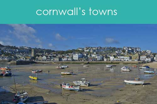 cornwall's town
