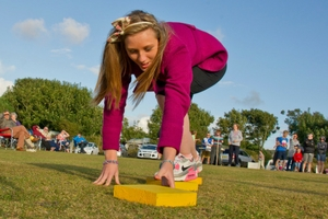 Children Can Run Off Any Excess Energy In Our Dedicated Games Field