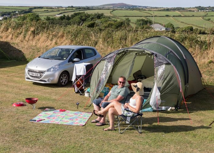 Tent Pitches | Globe Vale Holiday Park