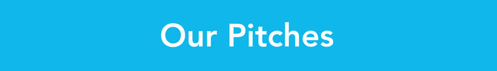 Our Pitches button