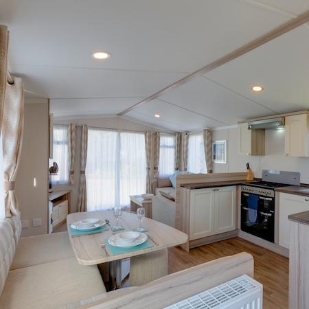 2 and 3 Berth static Caravan interiors 270918